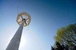 Keele University wind turbine
